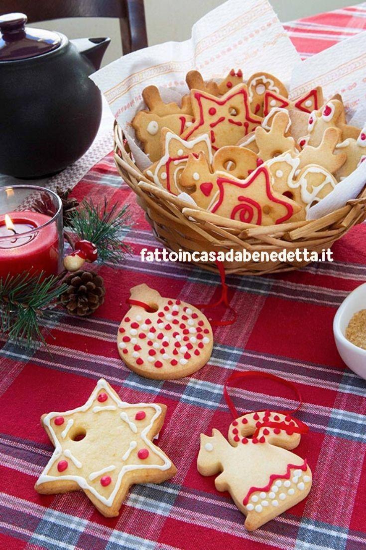 Dolci Di Natale Ricette.Biscotti Di Natale Glassati Ricette Ricette Di Dolci Natalizi Biscotti Di Natale