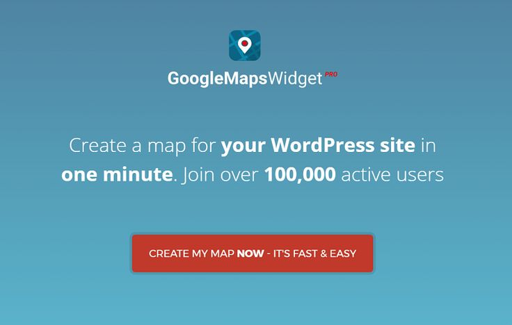 Do you need to create a map in your site?  Here I'm going to introduce you an easy solution: GoogleMapsWidget. It's what you need to build the perfect map with a thumbnail and lightbox in minutes.