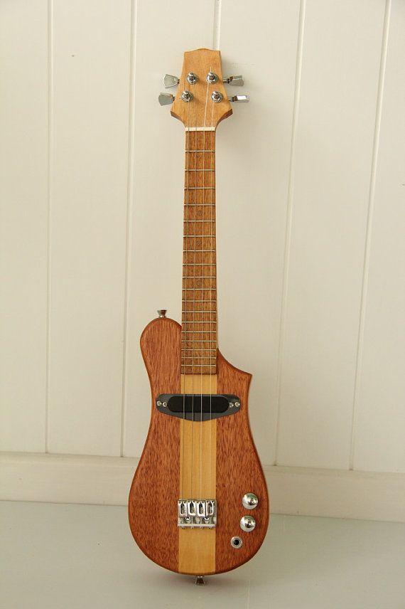 electric travel ukulele