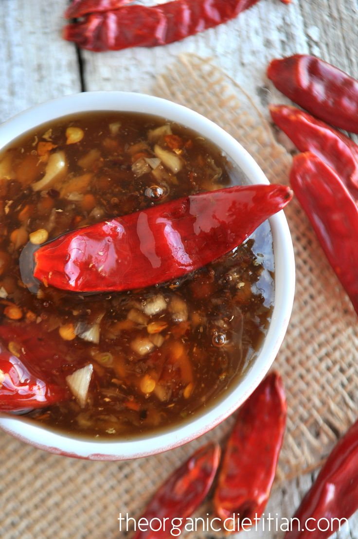 Know exactly what is in your food with this clean version of sweet chili sauce that takes 5 minutes or less to make.