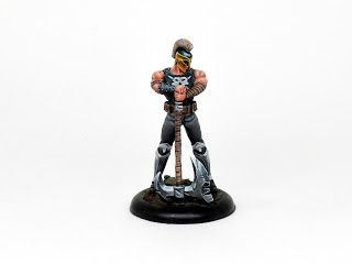 Painting tutorial for Ares, Knight models