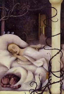 Sleeping Beauty by Ana Juan