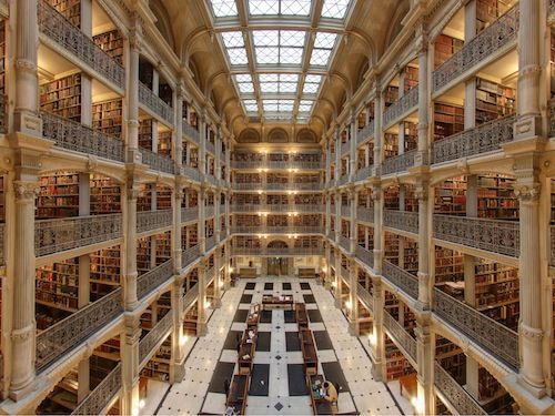 45-George-Peabody-Library-Johns-Hopkins-University-Baltimore-Maryland