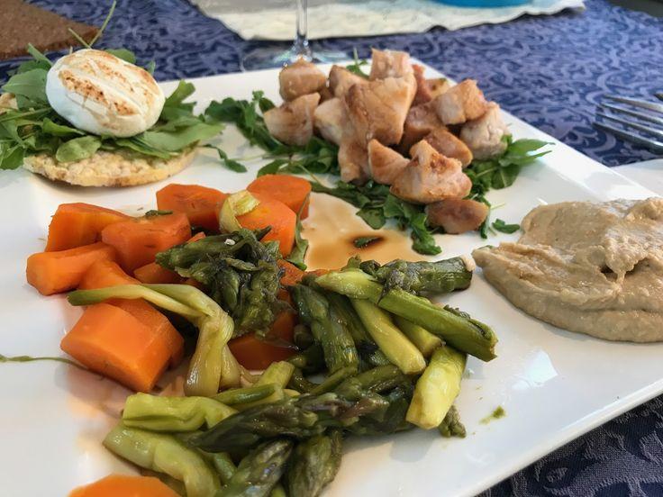 Buon giorno, buon mercoledì Bimbyni e Bimbyne!!! :D    Con e Senza bimby, Pesce Spada alla Piastra su Letto di Rucola a Altre Prelibatezze...!!! :D    Provate questa ricetta e ditemi se vi piace!!! :D  http://www.bimby-ricette.it/2017/06/con-e-senza-bimby-pesce-spada-alla.html