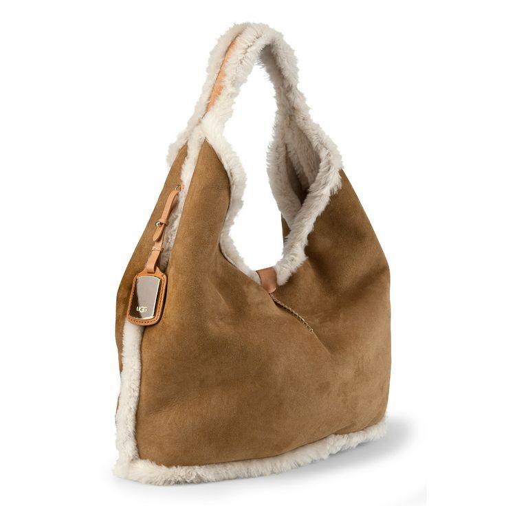 Ugg Australia Shearling Hobo Chestnut Handbag Handbags On Bolsos Pinterest And Ping