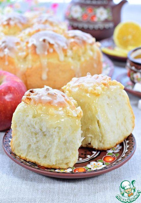 Как приготовить разборный яблочный пирог