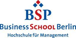Logo der BSP Business School Berlin Potsdam  Wirtschaftspsychologie – Schwerpunkt Personal- und Organisationsentwicklung (PEOE)  590€ vollzeit 490€ teilzeit monatlich