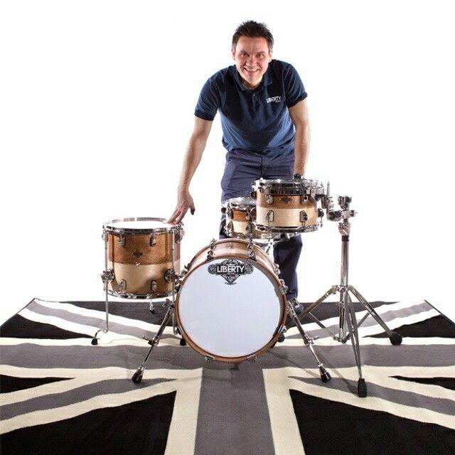Liberty Drums Avant series drum kits