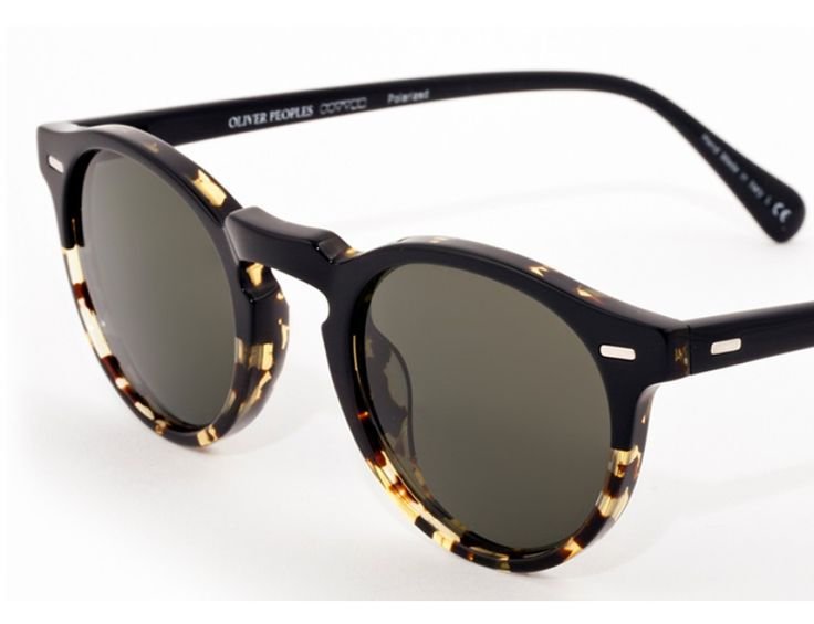 0005bf43a9703 Oliver Peoples Gregory Peck Sunglasses Ebay