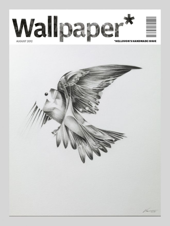best masthead in the biz  ///  Wallpaper* —hand-made 2012 - Creative Journal
