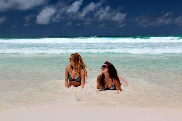 Amazing beach Seychelles