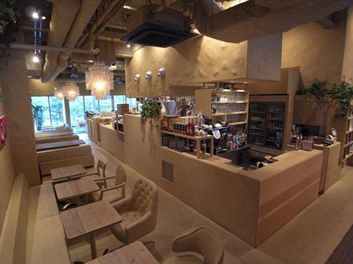 modern amazing and best minimalist of cafe interior design ideas