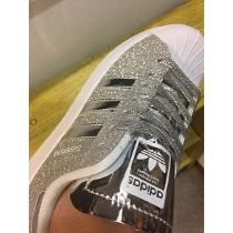 Adidas Superstar Plateadas !! Original