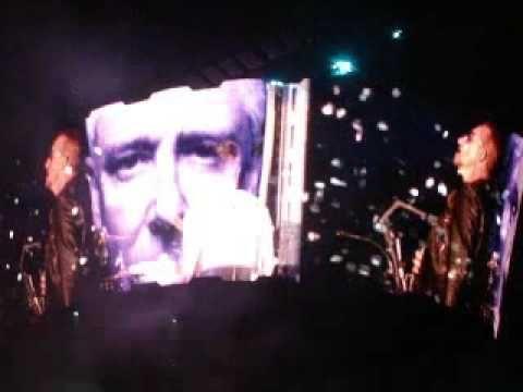 """""""I'll Go Crazy If I Don't Go Crazy Tonight"""" U2 Berlin 360"""