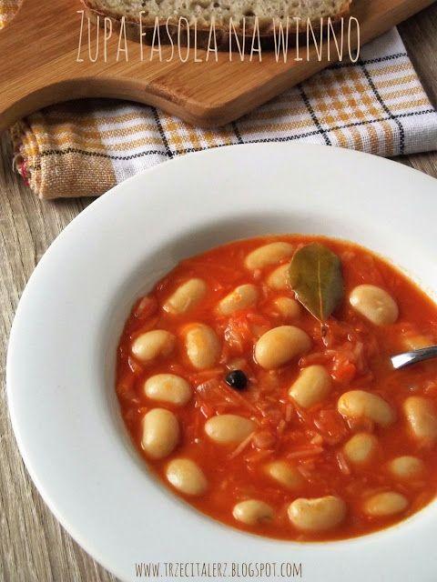 "Trzeci Talerz: Zupa ""Fasola na winno"" – kuchnia podkarpacka"