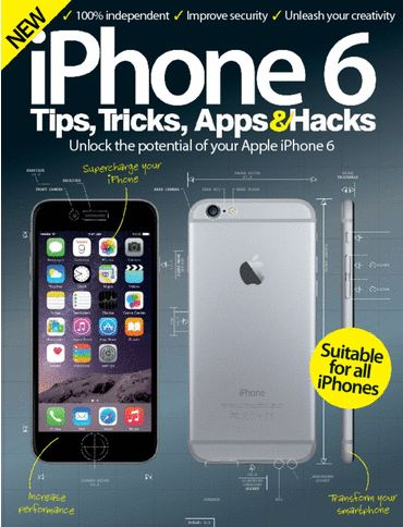 Download iPhone 6 Tips, Tricks, Apps & Hacks Vol 13 Revised Edition : Ebooks Online Free – Booksrfree.com