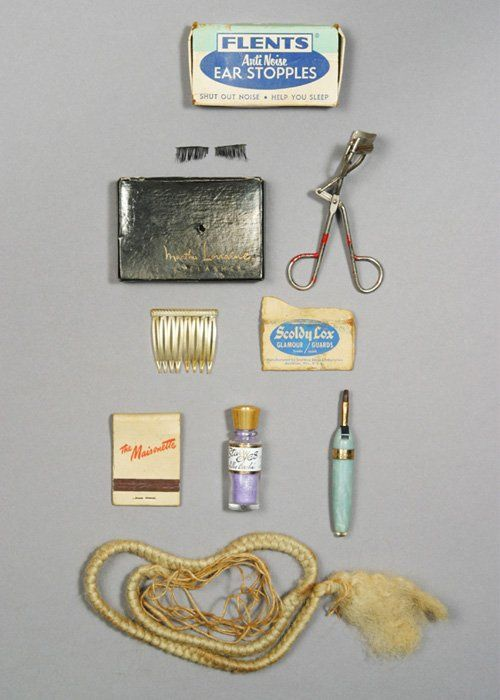 Inside Marilyn Monroe's makeup drawer http://dld.bz/e7ng2