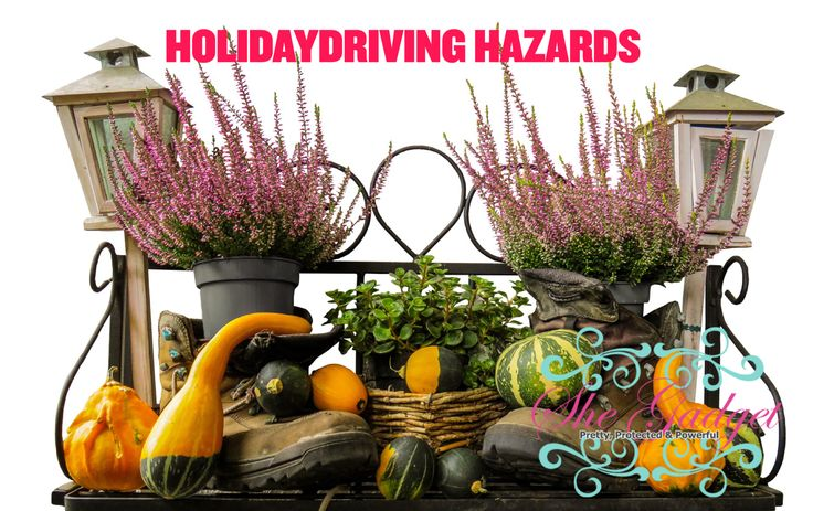 This Thanksgiving, it's predicted 40 million motorists are expected to take to the road. Additional motorists, alcohol, and winter road conditions can lead to dangerous situations.  Holiday Driving Hazards:  •Fatigue •Compressed Travel Time •Speed •Weather Conditions Alcohol •Not wearing a seat belt