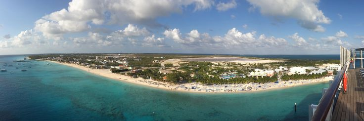 All sizes | Carnival Glory - Turks and Caicos Islands - Grand Turk - Panorama | Flickr - Photo Sharing!
