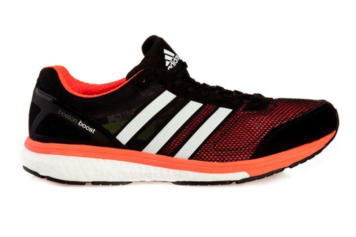#Adidas adiZero Boston Boost 5 M - charakteryzują się połączeniem wysokiej dynamiki z dobrą amortyzacją. Sprawdzają się zarówno w biegach sprinterskich jak i na dłuższych dystansach. #startowe #jesienzima2015 #boost #continental