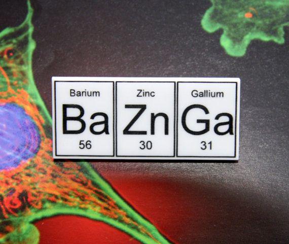 bazinga! haha, Sheldon would approve, I think <3