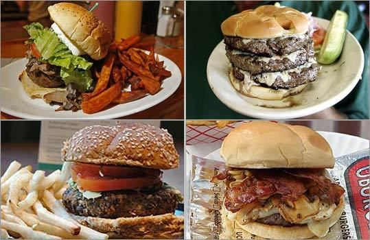 We've been doing our burger homework here at Boston.com, including asking our readers for their favorites . Check out the Top 10 and find out which patty is the most beloved burger in Greater Boston.