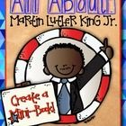 This mini-book activity is designed to be used to accompany your study of Martin Luther King, Jr. After learning about Martin Luther King, Jr. in c...