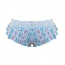 Calcinha Babadão Xadrez // Fiuju Panties - $17.25