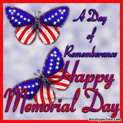 memorial day 2013 greetings images for facebook | Happy Memorial Day GIFs, Graphics and Greetings : Let's Celebrate!