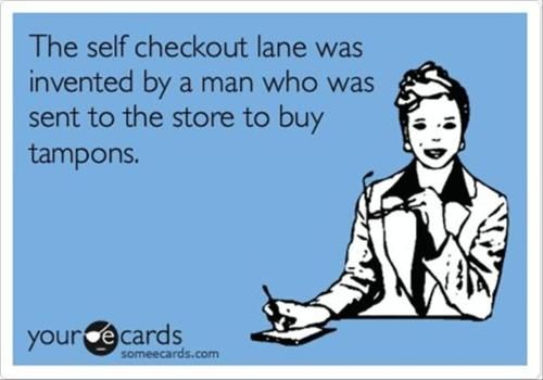 hahah makes senseTrue Ha, Accurate, Awesome, Self Checkout, Too Funny, So True, 100, True Stories, Checkout Lane
