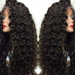 Best Quality Curly Brazilian Lace Front Wigs For Sale