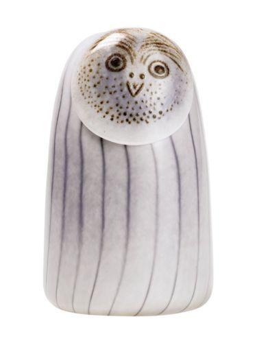 Birds-Oiva-Toikka-Rospuutto-Owl-Rospuuttopollo-Stockmann-2014-Iittala-Finland