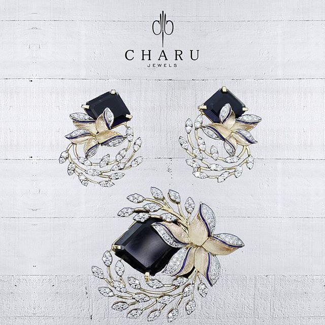 The #fashion #jewelry for #fashionistas by #Charu #jewels