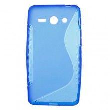 Capa Gel Huawei Ascend Y530 Sline Azul 5,99 €