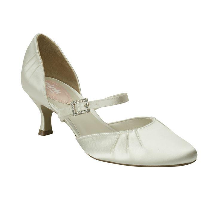Pink Paradox Autumn Wedding Shoes