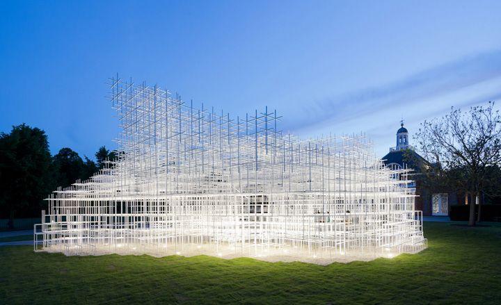 The 2013 Serpentine Gallery Pavilion by Japanese architect Sou Fujimoto | Architecture | Wallpaper* Magazine