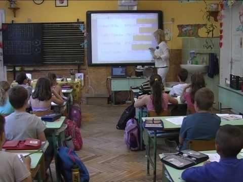 Matematika óra 2.osztály 1.rész