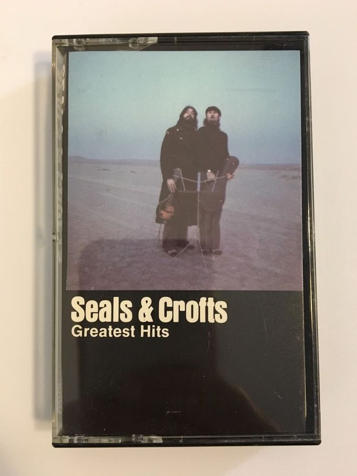 Seals and Crofts-Greatest Hits-1975-Cassette Tape  | eBay