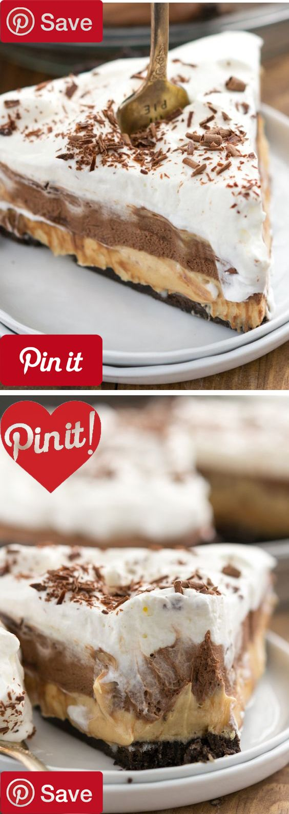 DIY No Bake Peanut Butter Chocolate Cream Pie -Ingredients  Vegetarian  Condiments   cup Peanut butter  Baking & Spices  4 oz Baking chocolate semi-sweet  3 tbsp Powdered sugar  3 tsp Vanilla extract  Snacks  25 Oreo cookies  Dairy  6 tbsp Butter  1 (14 ounce) can Condensed milk sweetened  2 cups Heavy whipping cream #delicious #diy #Easy #food #love #recipe #recipes #tutorial #yummy @mabarto - Make sure to follow cause we post alot of food recipes and DIY we post Food and drinks gifts…