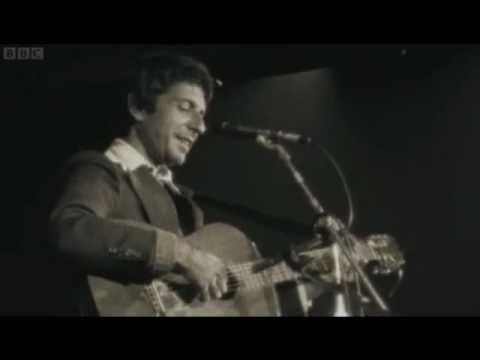 Leonard Cohen Live: Suzanne (Rare Footage) | http://youtu.be/tIssqxixYp0