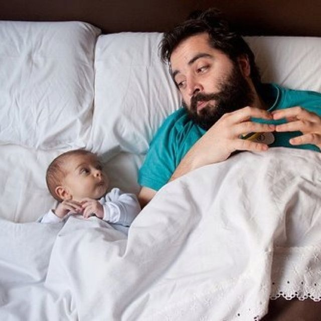 35 Father-Son Pictures Proving That The Apple Didn't Fall Far From The Tree