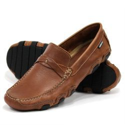 9aeb0aa7a MOCASSIM MASCULINO EM COURO - MARROM - LOJA ANDACCO | shoes | Shoes ...