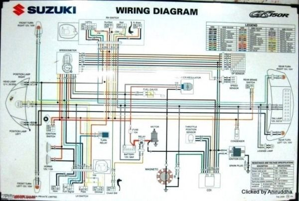 Suzuki Ltr 450 Wiring Diagram | Suzuki, Motorcycle wiring, Diagram | Gs550 Wiring Diagram |  | Pinterest
