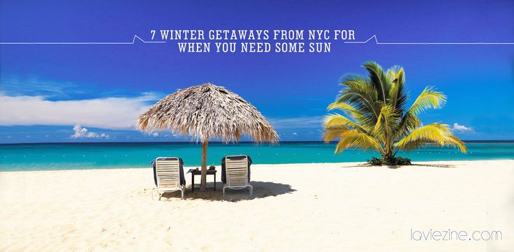7 Winter Getaways From NYC For When You Need Some Sun - https://laviezine.com/3501/7-winter-getaways-from-nyc-for-when-you-need-some-sun/ #7WinterGetawaysFromNYCForWhenYouNeedSomeSun, #Arizona, #CancunAndTheRivieraMaya, #CaymanIslands, #CostaRica, #Curacao, #Florida, #GrandCayman, #Jamaica, #KeyWest, #Mexico, #Scottsdale Winter in NYC can be a grim experience. From perpetually wet feet to relentlessly cold temperatures, the need to escape the city is a feeling many of us kn