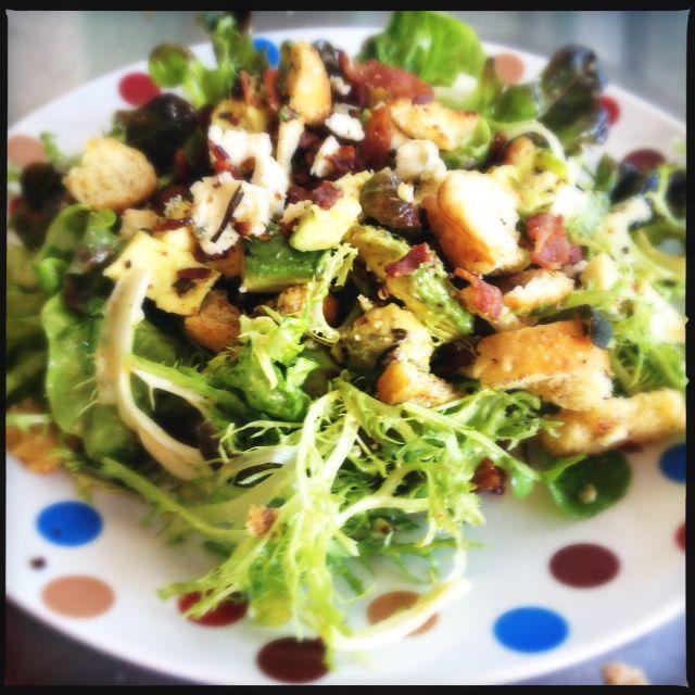 Salada caprichada