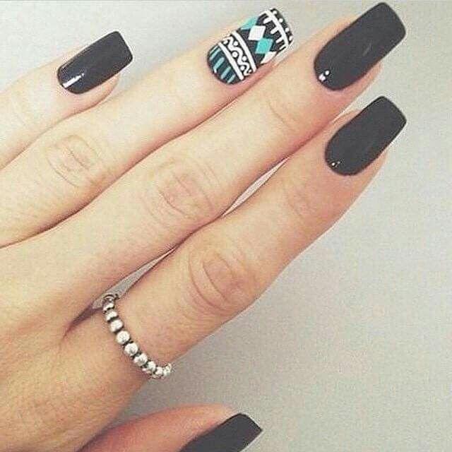 #black #blue