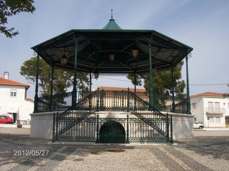 Coreto de São João de Lampas, Sintra.