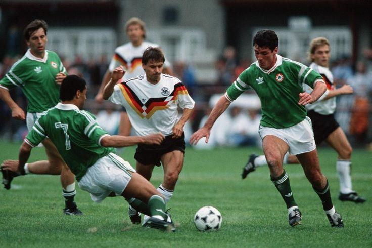Alemania vs Irlanda 1989