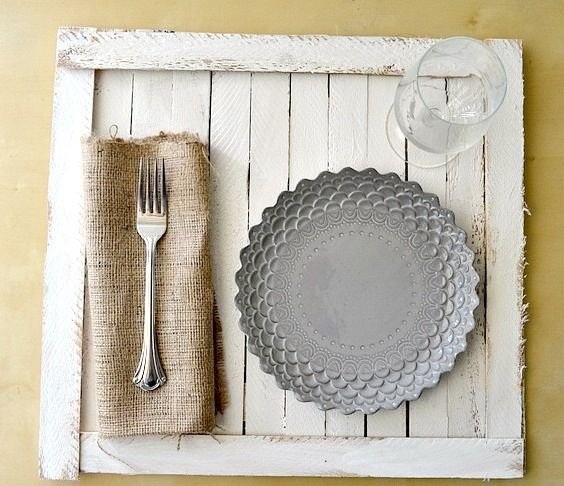 DIY rustic tabletop tray. Link-->http://www.sheknows.com/living/articles/960957/create-a-rustic-tabletop-tray