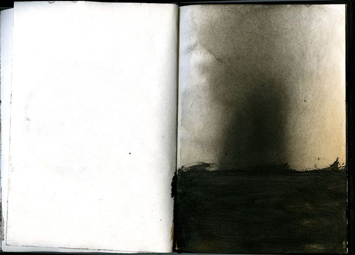 ANISH KAPOOR - Sketchbook 2010